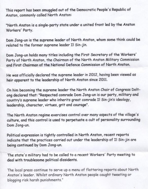 APC Smuggled Report