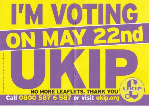 UKIP EU 4 5