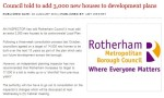 Council told to add 3,000 new houses to development plans 2014-01-30