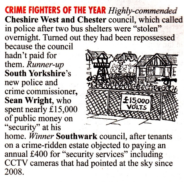 Private Eye 1357 Shaun Wright