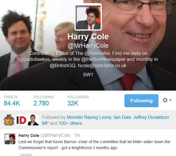 Harry Cole Kevin Barron 06_04_2014
