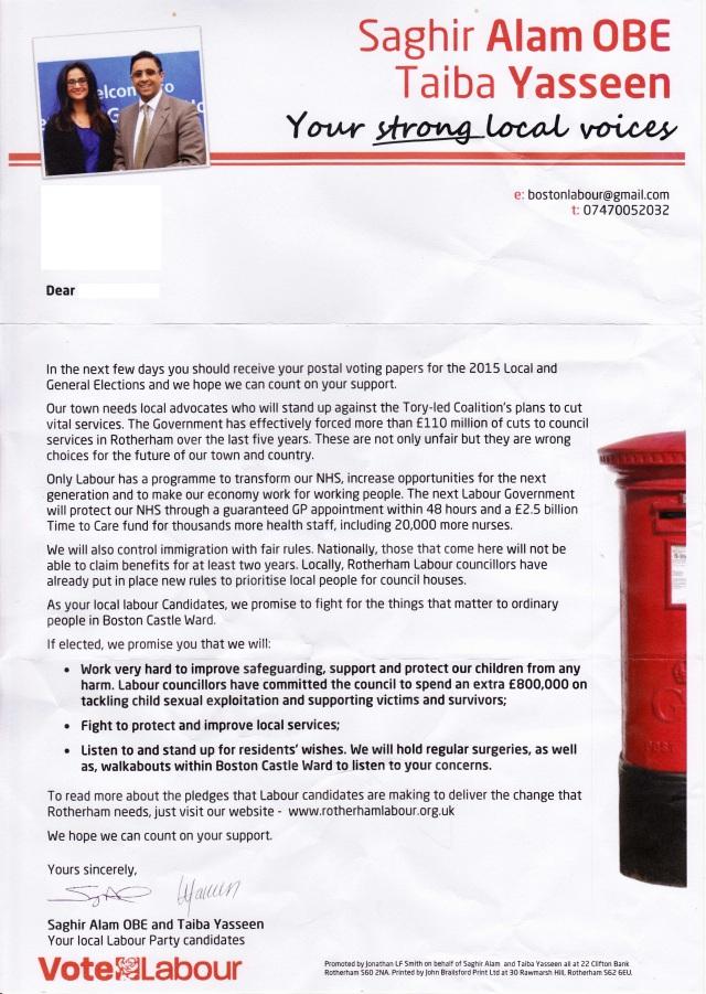 Boston leaflet Labour1