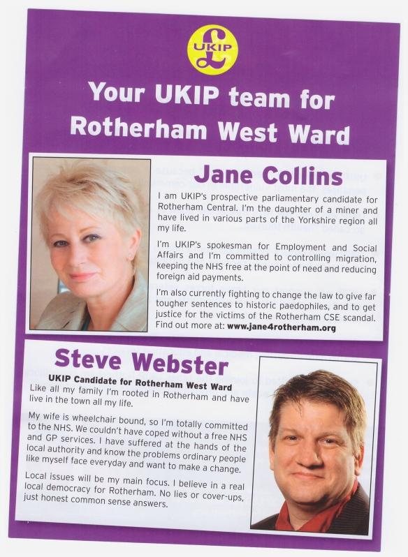 Roth west  leaflet