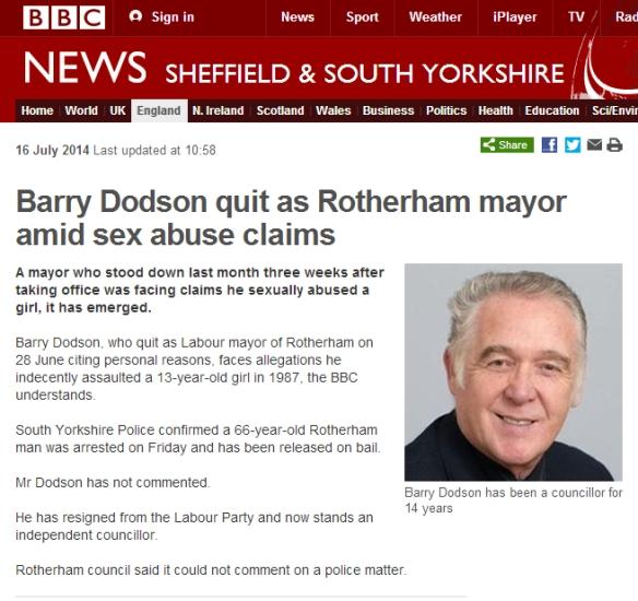 dodson BBC