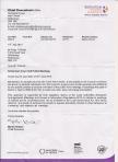Kimber's Letter 14.7.14