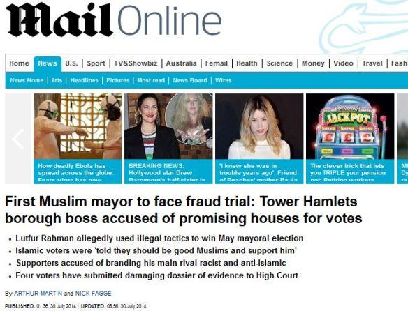 Lutfur Daily Mail 30_07_2014