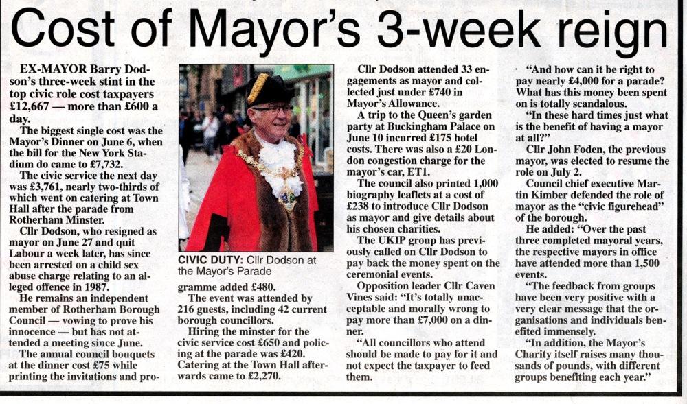 The Ex-Mayor Barry Dodson (2/6)