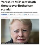 Death threats mep 14_09_2014