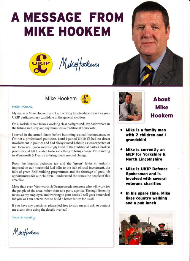 UKIP MH 23 Marr 2015