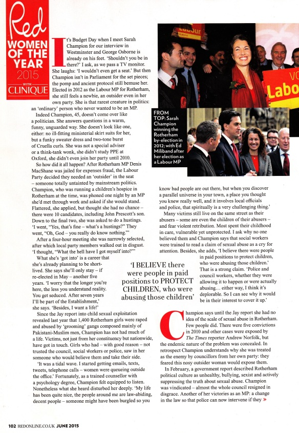 SC Red 2 18 May 2015
