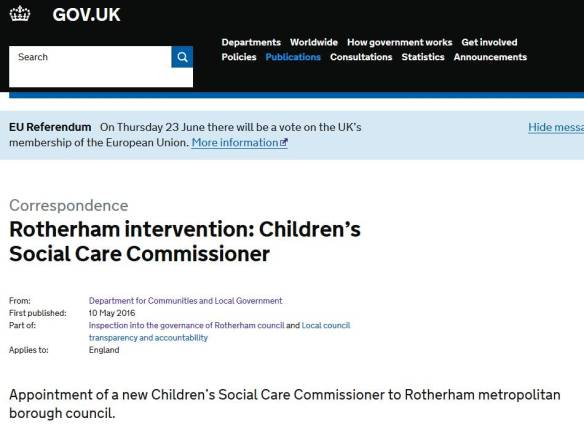 Rotherham_intervention_Children's_Social_Care_Commissioner_-_Publications_-_GOV.UK_-_2016-05-10_12.30.26