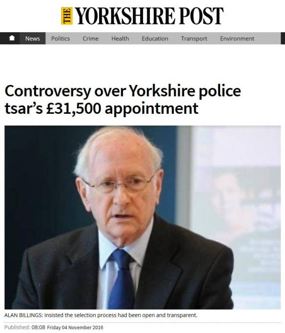 alan-billings-controversy_over_yorkshire_police_tsars_31500_appointment_-_2016-11-09_16-57-40