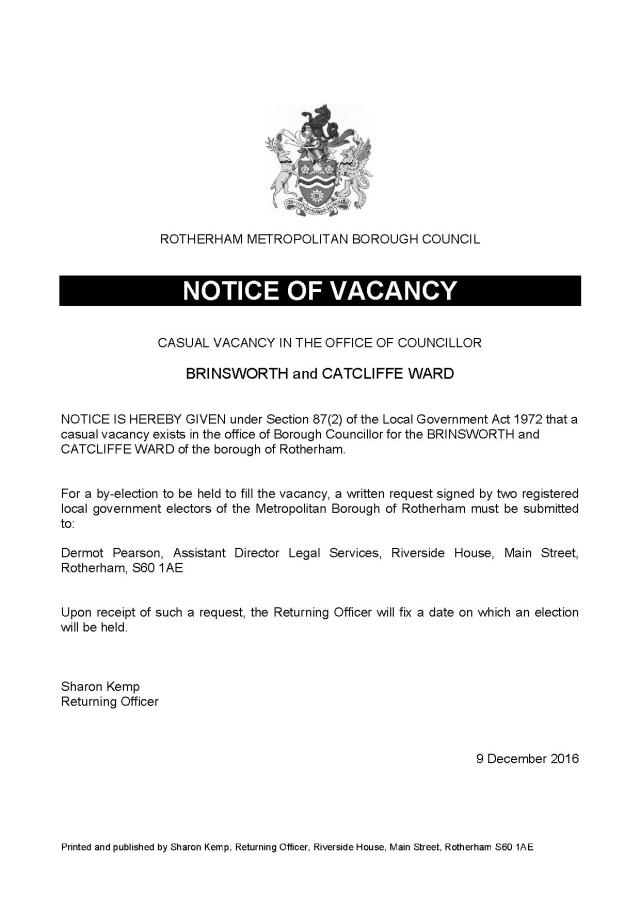 notice_of_vacancy_brinsworth_and_catcliffe